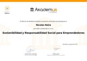 Sostenibilidad y Responsabilidad Social