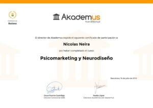 Psicomarketing y Neurodiseño